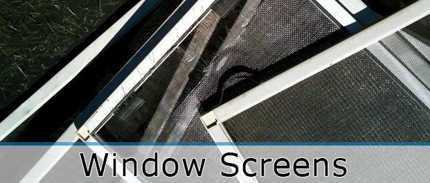 Residential Window Screen Installation In The Fort Worth Area